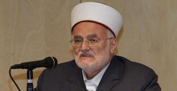 الدكتور الشيخ عكرمة صبري يحث الحجاج على تسوية ديونهم قبل السفر إلى الديار الحجازية