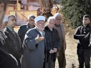 مقبرة الإسعاف في يافا المهددة بالمصادرة