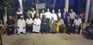 مع الأسير المحرر ظافر فتحي جبارين